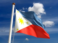 philippine flag @ sagada igorot