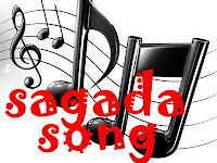 sagada song music sheet