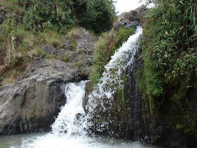 Sagada Bokong Waterfalls
