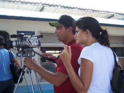 Arnold e Ana Rosa.