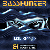 DotA Song - Basshunter album cover1