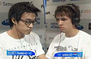 Remind vs Grubby - WCG 2010