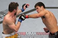 UFC 109 - Resultados
