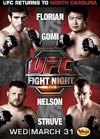 UFN - UFC Fight Night 21