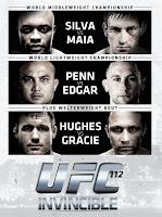 UFC 112 Invincible - Anderson Silva vs Demian Maia