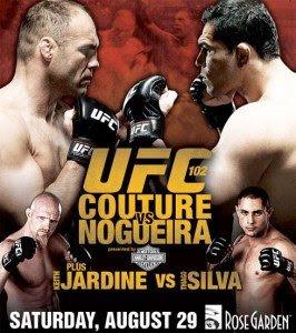 UFC 102 - Minotauro vs Couture