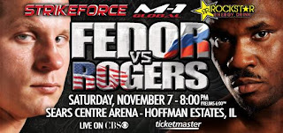 Strikeforce - Fedor vs Rogers