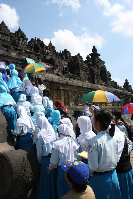 Borobudur - Yogyakarta, Indonesia