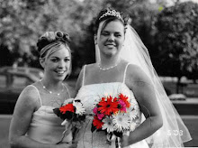 My Best Friend Misty and me on my Wedding Day