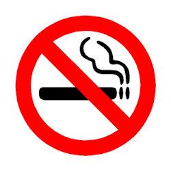 no a los malos humos