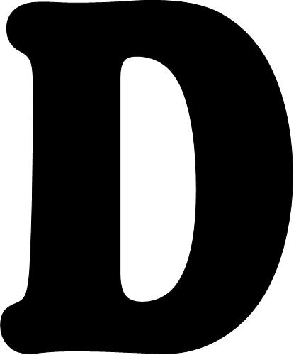 Modelos de letras para murales - Imagui