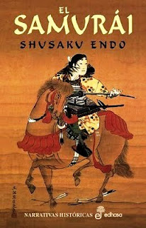 El+samurai+ +Shusaku+Endo El samurai   Shusaku Endo