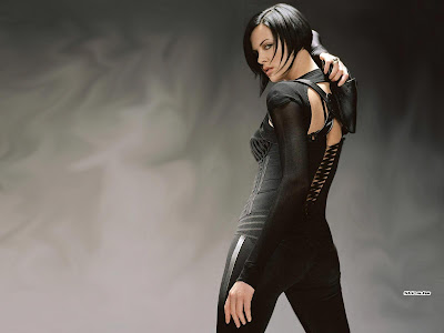 charlize theron aeon flux wallpapers