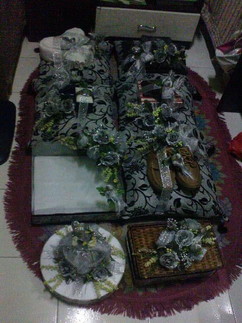 """GUBAHAN SUCI MURNI. """"12 september 2010"""" RM 520 (11 dulang)"""