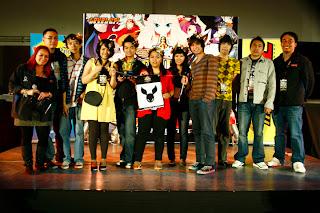 Team Shivans: Ragnarok World Championship 2010 Philippine Representative