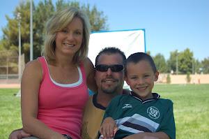 Paul, Lori & Kaimon