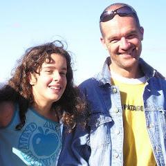 Con mi hija Luthien