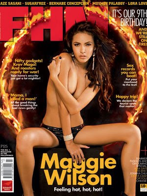 Margaret maggie wilson nude