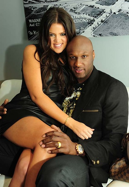 Many Says That Their Marriage Will Only Last For A Couple Of Weeks And Some Bet For Just Couple Of Months Now Khloe Kardashian And Lamar Odom Celebrates