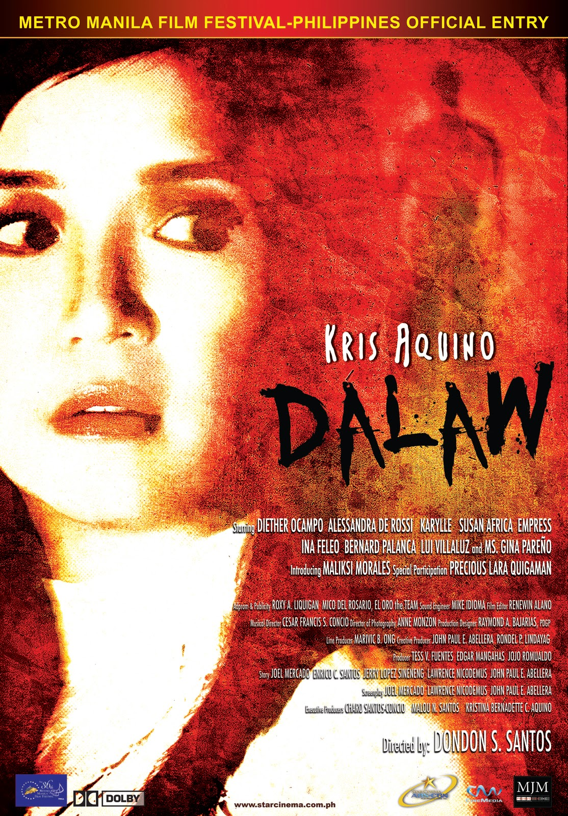 watch Dalaw - Kris Aquino pinoy movie online streaming best pinoy horror movies