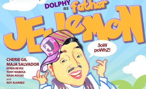 Father Jejemon [2010] Dolphy