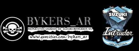 SUZUKI INTRUDER DE ARGENTINA - BYKERS_AR