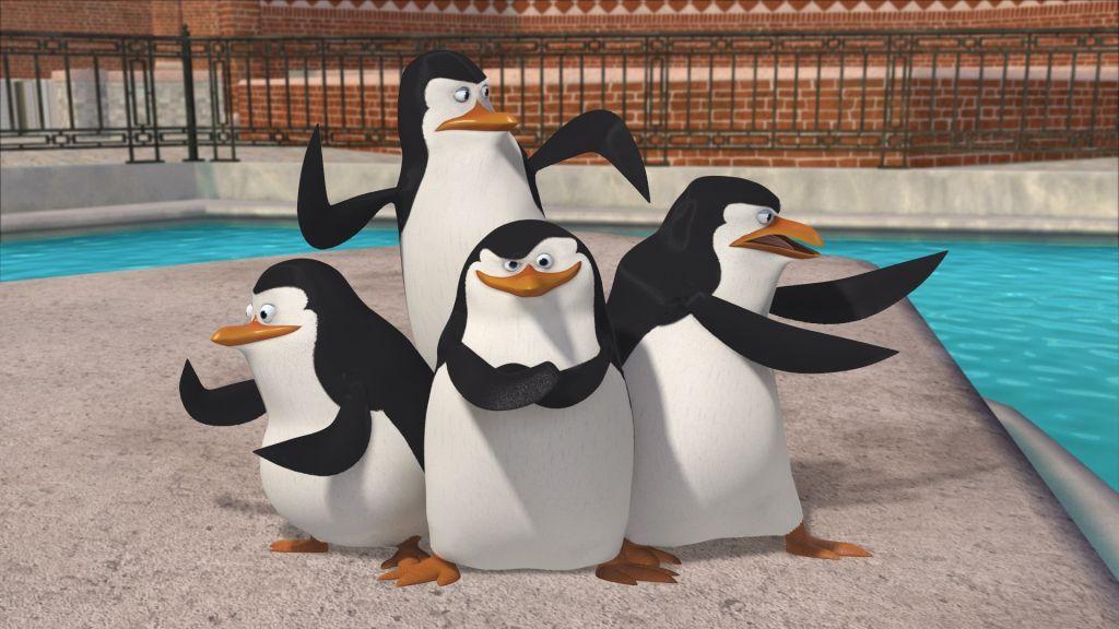 Clan retira la serie de Los Pingüinos De Madagascar