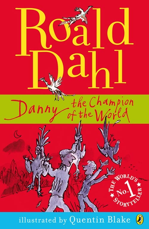 Image result for danny champion of the world