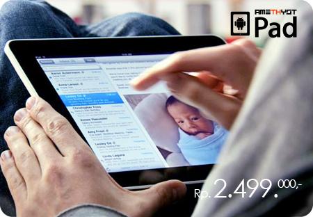 Daftar Harga Tablet Murah Android Januari 2013
