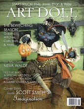 Art Doll Quarterly 2009