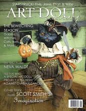 Art Doll Quarterly 2009