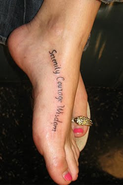 Cool Tattoo Ideas With Tattoo Lettering Picture 6