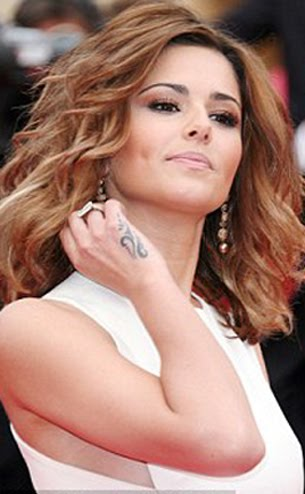 Cheryl Cole Tatto on Celebrity Cheryl Cole Tattoo Desig Images   Tattoo Design
