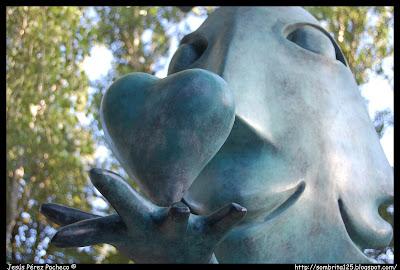 Tarde en el Retiro con Juan Ripollés y sus esculturas en el Universo Urbano