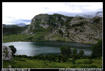 Los lagos de Covadonga, Enol y Ercinas, Asturias