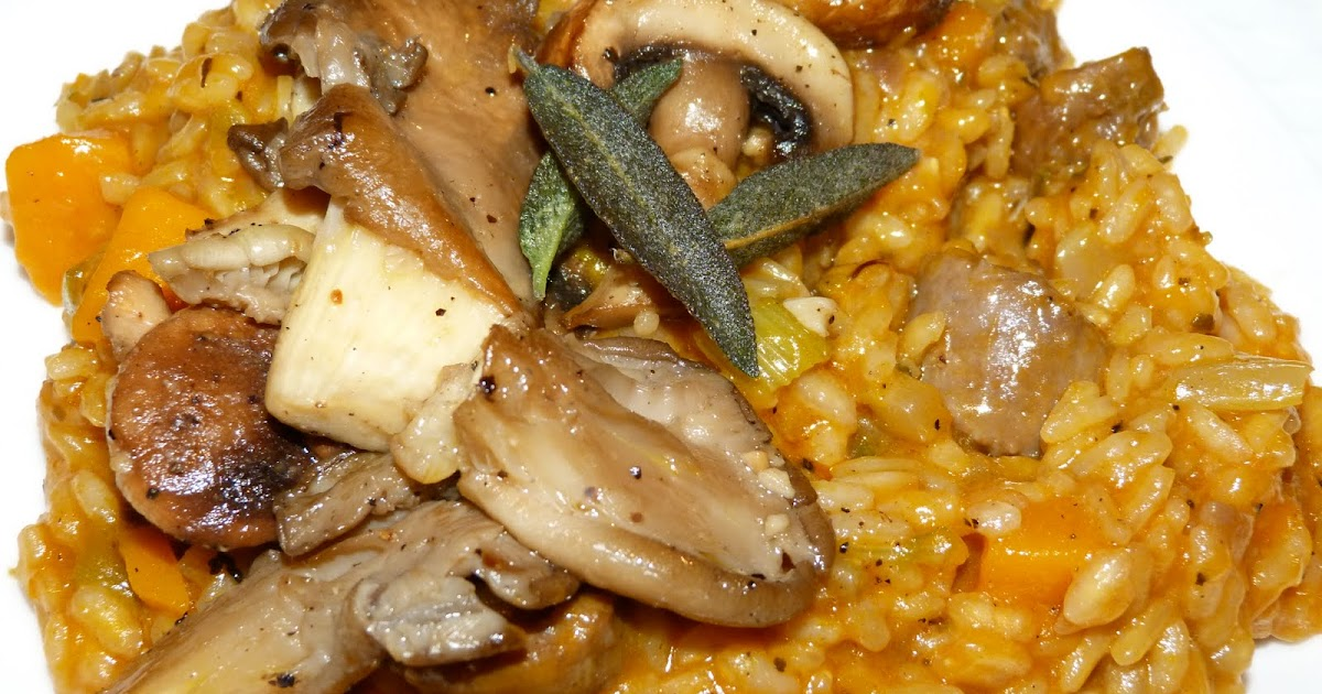 Live, love, laugh and eat.: From sticky rice to perfect risotto