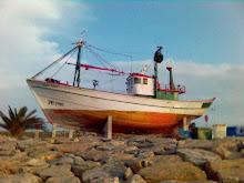El barco sin mar.