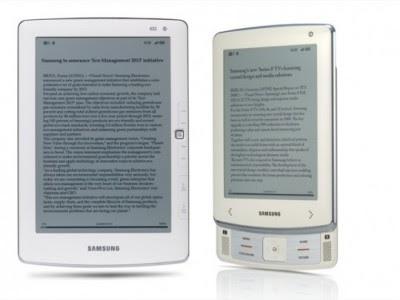 czytnik Samsung eReader