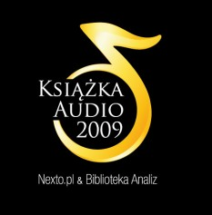 Książka Audio Roku 2009