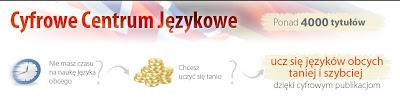 CYFROWE CENTRUM JEZYKOWE ePartnerzy.com - kursy językowe - zobacz wiecej