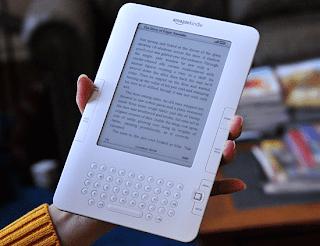 czytnik ebooków Kindle2