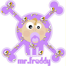 This is Mr.Freddy