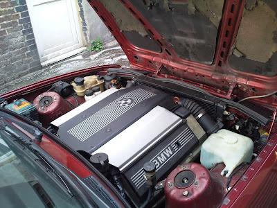 BMW E30 CARS  BMW E30 4 0L V8