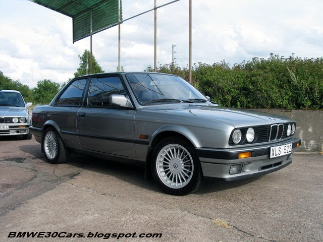 Bmw E30 Cars Alpina E30 335i