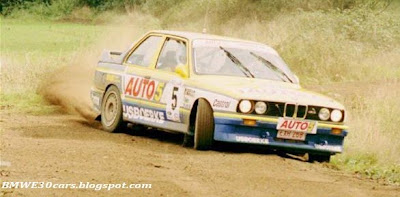 BMW E30 DRIFT