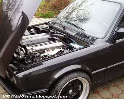 E30 coupe V12