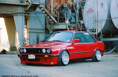 Bmw E30 Cars Red Bmw E30 320i