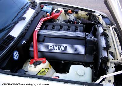 BMW E30 S50-S52
