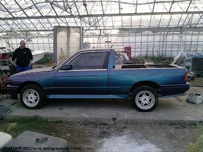 E30 M3 pickup