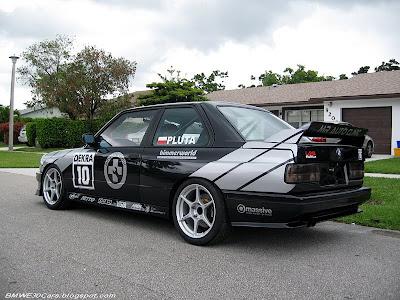 E30 M3 graphics